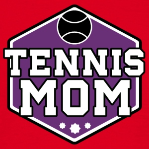 Tennis Mom - Men's T-Shirt