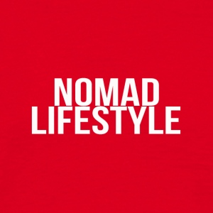 nomad lifestyle - Men's T-Shirt