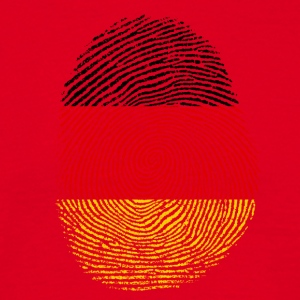 German fingerprint - Men's T-Shirt