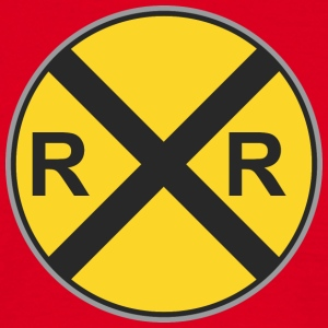 Road sign R x R - T-shirt Homme