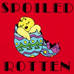 Easter Egg Spoiled Rotten - Men's T-Shirt