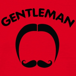 classic GENTLEMAN black - Men's T-Shirt
