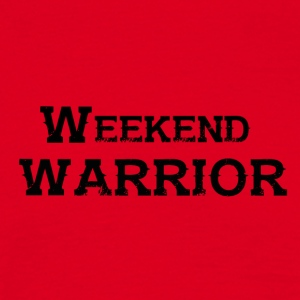 Shirt Weekend Warrior Weekend Party - Men's T-Shirt
