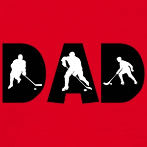 Hockey Dad - T-shirt herr