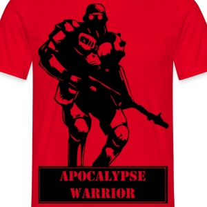 Apocalypse Warrior 2 - T-shirt herr
