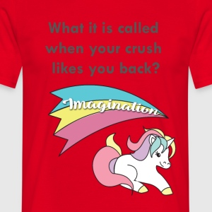 Einhorn - Imagination - T-shirt Homme