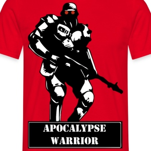 Apocalypse Warrior - T-shirt Homme