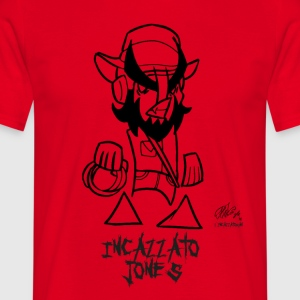 pissé JONES - T-shirt Homme