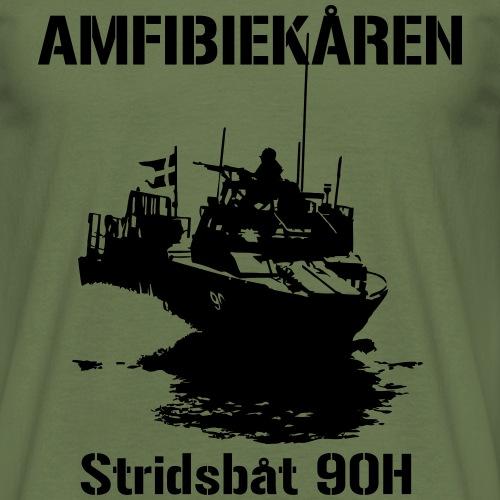Amfibiekåren - Stridsbåt 90H