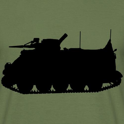 Swedish APC Pansarbandvagn 302 - PBV 302 - T-shirt herr