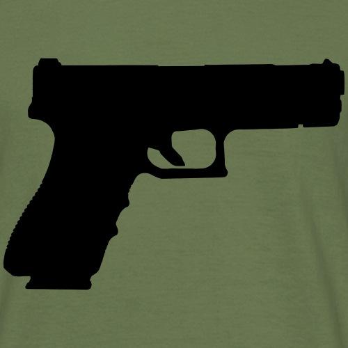 Pistol 88 C2 - Glock 17 Gen.3 - T-shirt herr
