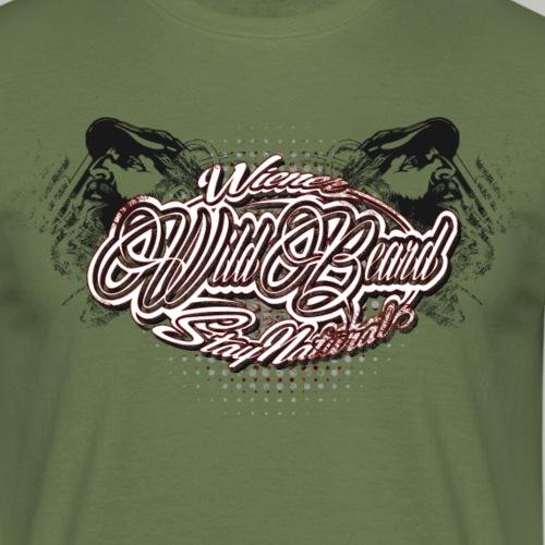 WienerWildBeard © 2FACE - Männer T-Shirt