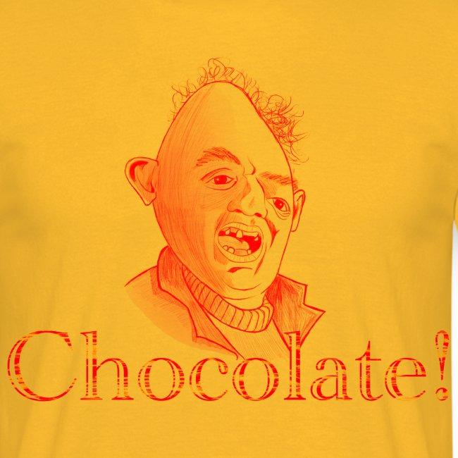 Sloth loves Chocolate - Sloth liebt Schokolade