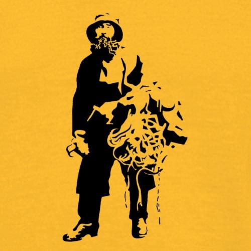Lofot Feskar - T-skjorte for menn