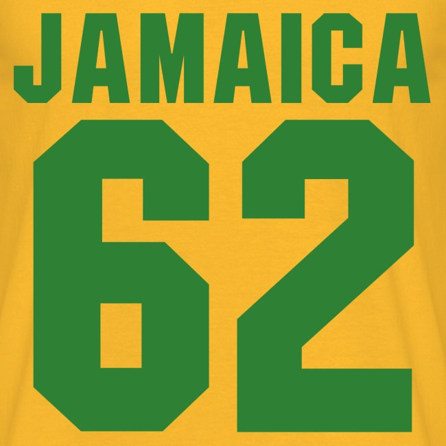 Free Jamaica 1962 - Independence - Proud Jamaicans