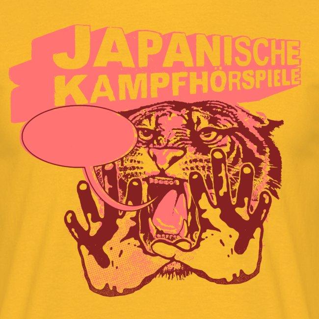 JAPANISCHE KAMPFHÖRSPIELE Tiger