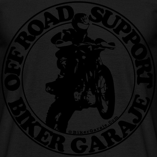 Off Road Support Black