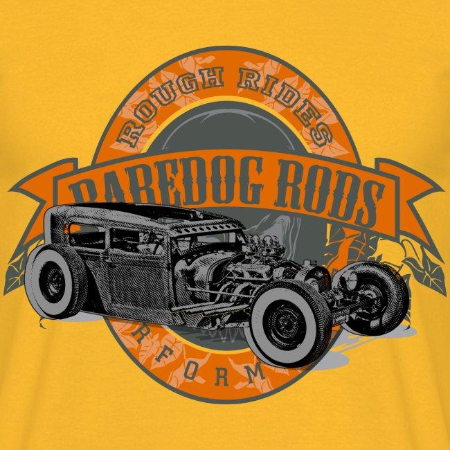Raredog Rods Logo