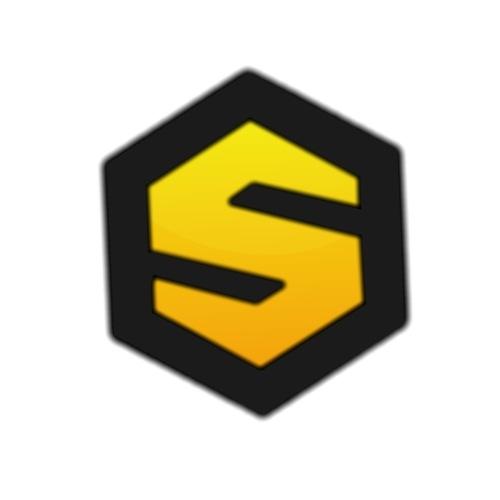 Souloman Black/Yellow - Men's T-Shirt