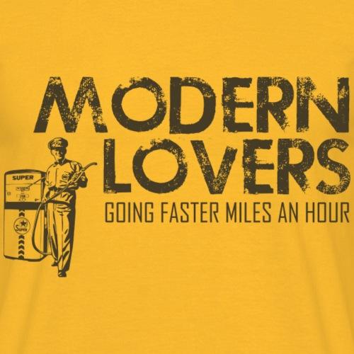 Modern Lovers - Men's T-Shirt