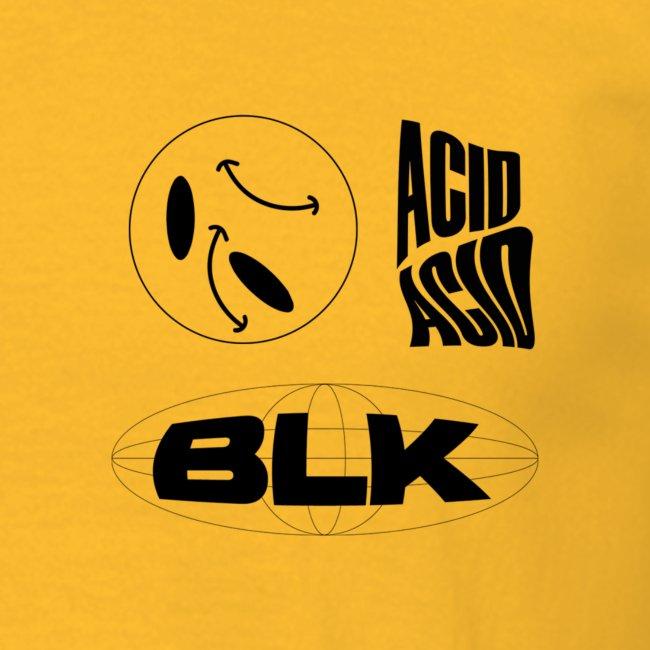 T-Shirt Acid faces.