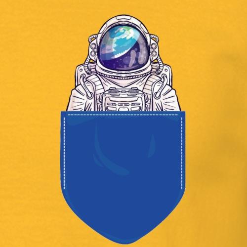 T-shirt astronaute