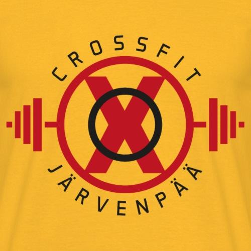 Crossfit Järvenpää - Miesten t-paita