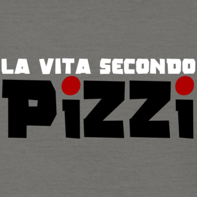 new logo la vita secondo pizzi png