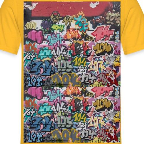 104er - Männer T-Shirt