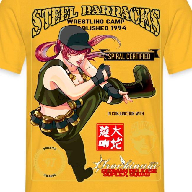 wrestling anime