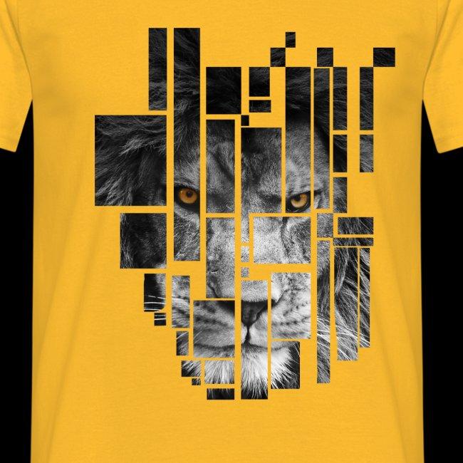 Pixel Lion Tattoo Inspire