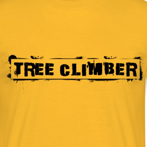 Climber Tag - Men's T-Shirt