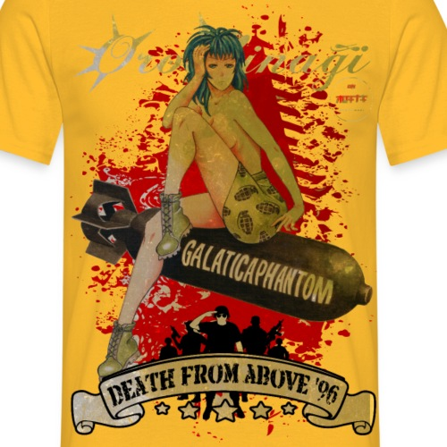 deathfromabovevintage - T-shirt Homme