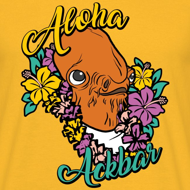 Aloha Ackbar