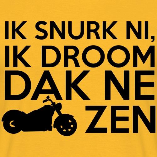 Motor - Mannen T-shirt