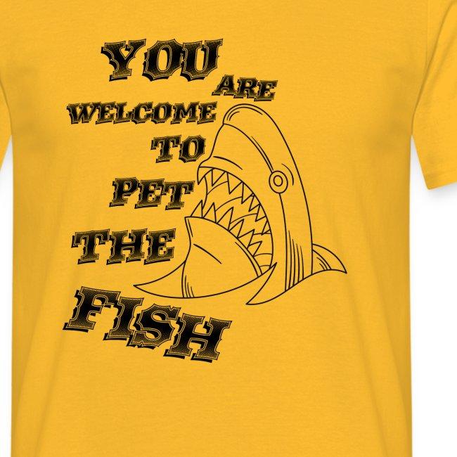 Pet The Fish