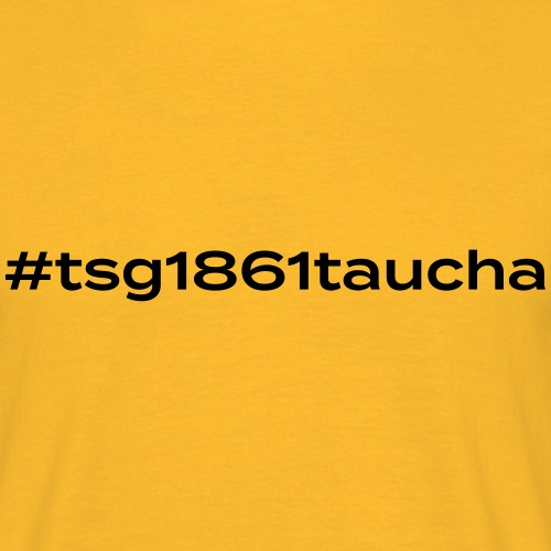 #tsg1861taucha - Männer T-Shirt
