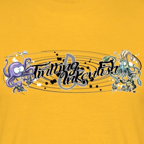 Tintling & Inkenfish - Männer T-Shirt