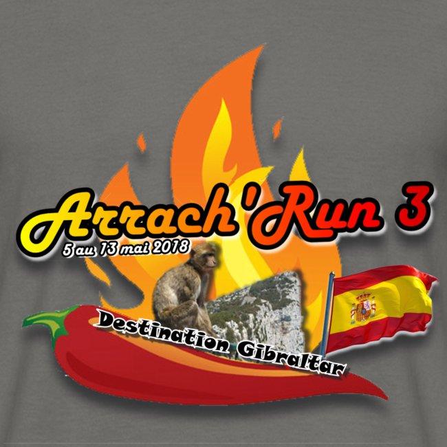 ARRACH RUN 3