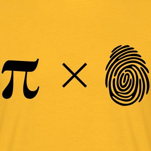pimaldaumen - Männer T-Shirt