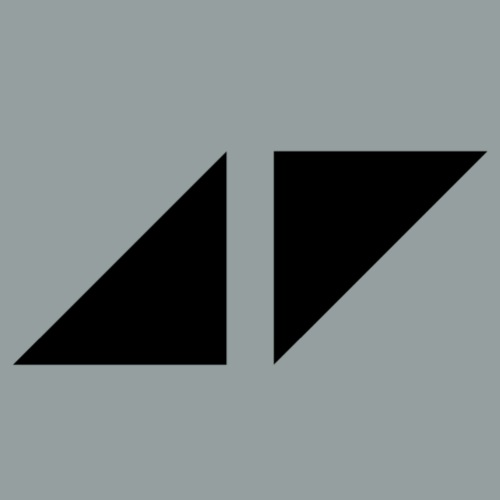 Avicci logo - Camiseta hombre