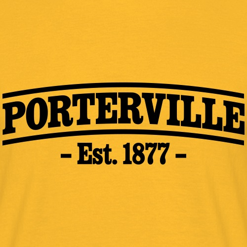 Porterville Darkside Park T-Shirt - Männer T-Shirt