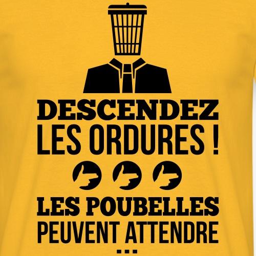 Élections Présidentielles - T-shirt Homme