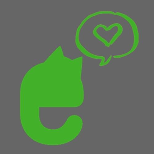 Rakastunut Dewi-kissa - Miesten t-paita