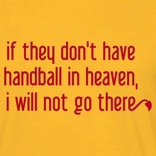 Handball in Heaven