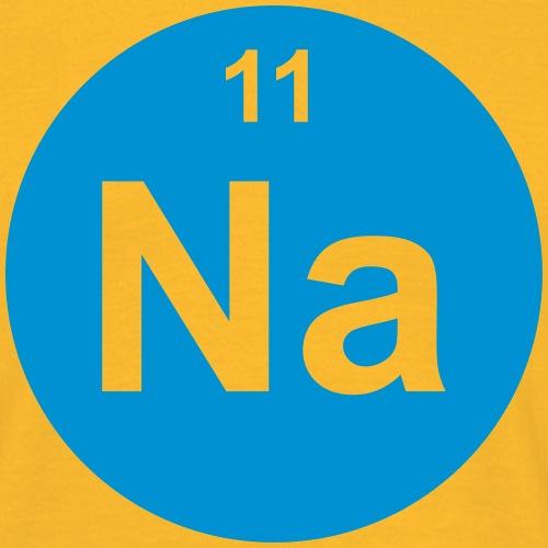 Sodium (Na) (element 11) - Men's T-Shirt