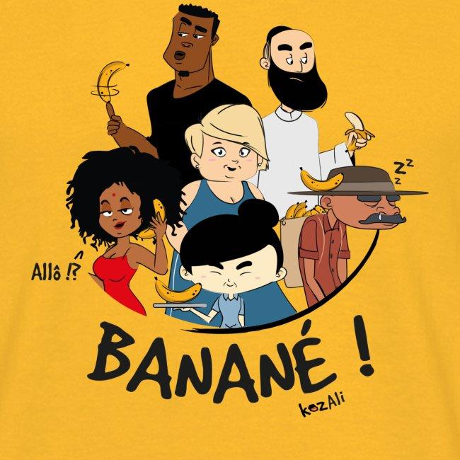 Banane - Bonne année