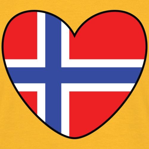 Norges-hjerte
