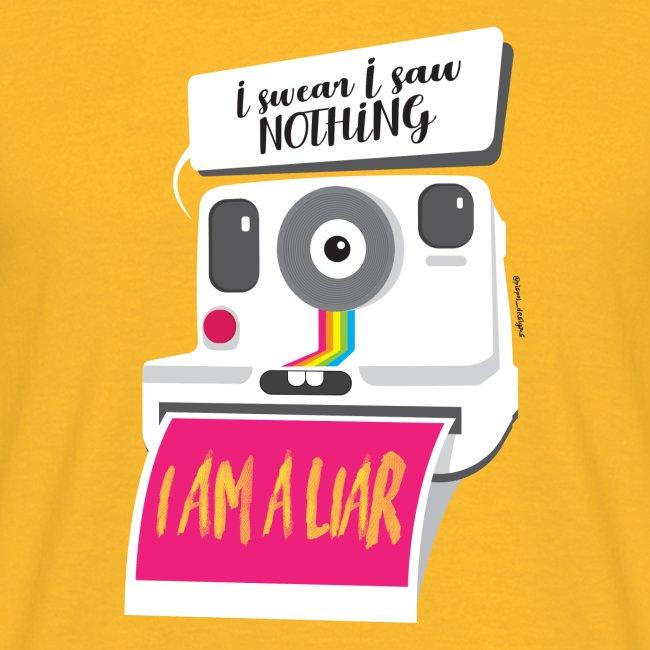 I am a liar