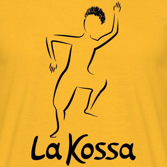 La Kossa - Das Tanzen - The Dancing Logo